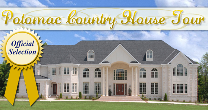 Classic Homes of Maryland Luxury Winsdor Home has been selected for The 2011 Potomac Country House Tour