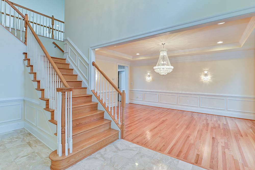 Stairs, Dining Room