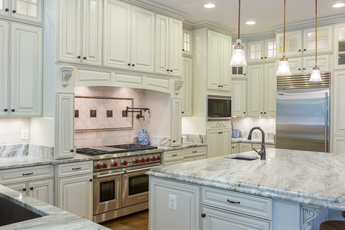 Kitchens - Classic Homes