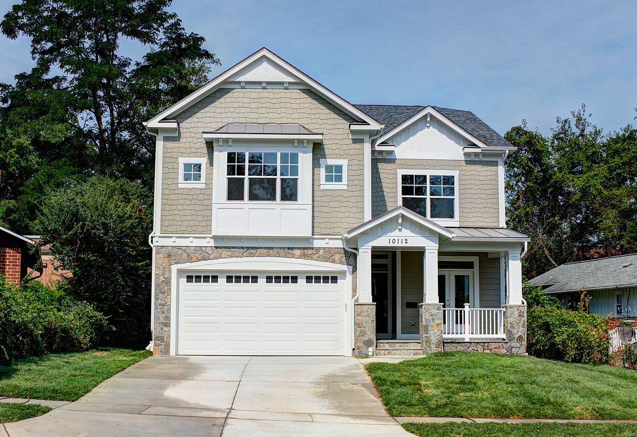 City lily stone model custom bethesda md 2017 for Classic home builders