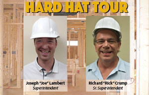 Hard Hat Tour: Custom Home - Potomac, MD *rescheduled*